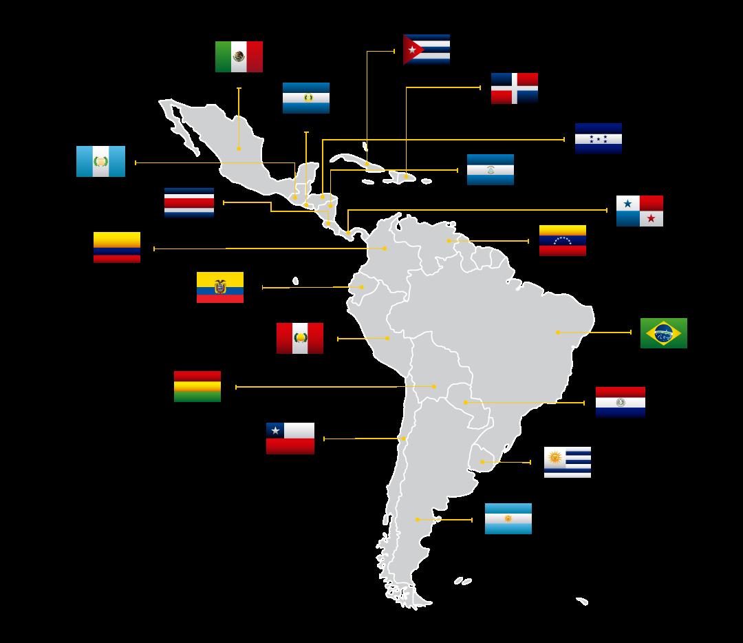 Mapa-de-países-ExpoAlemania